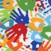 Pre-schooler-hands