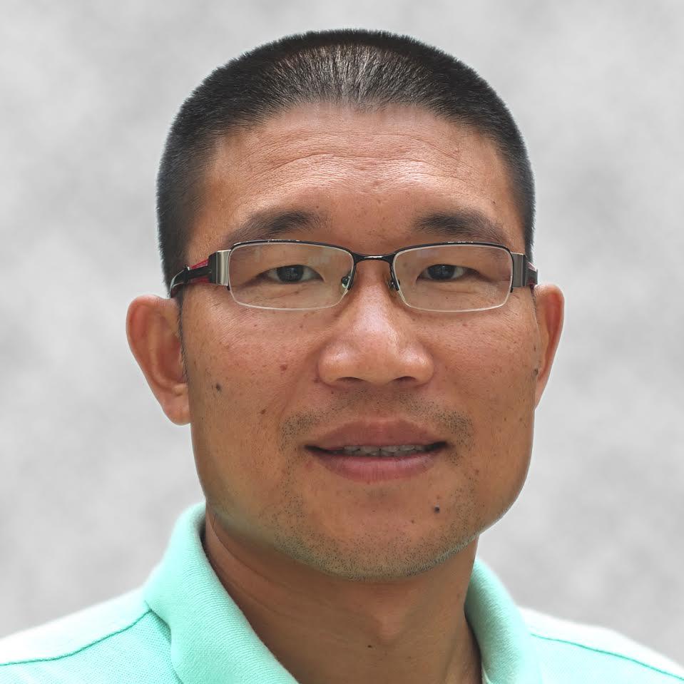 劉珂傳道<br />Pastor Jason Liu