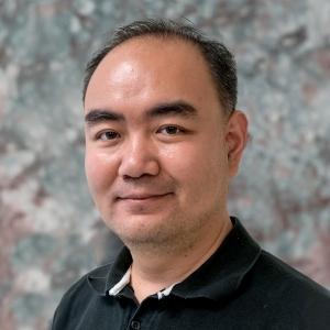 曹偉豐傳道<br />Pastor David Cao