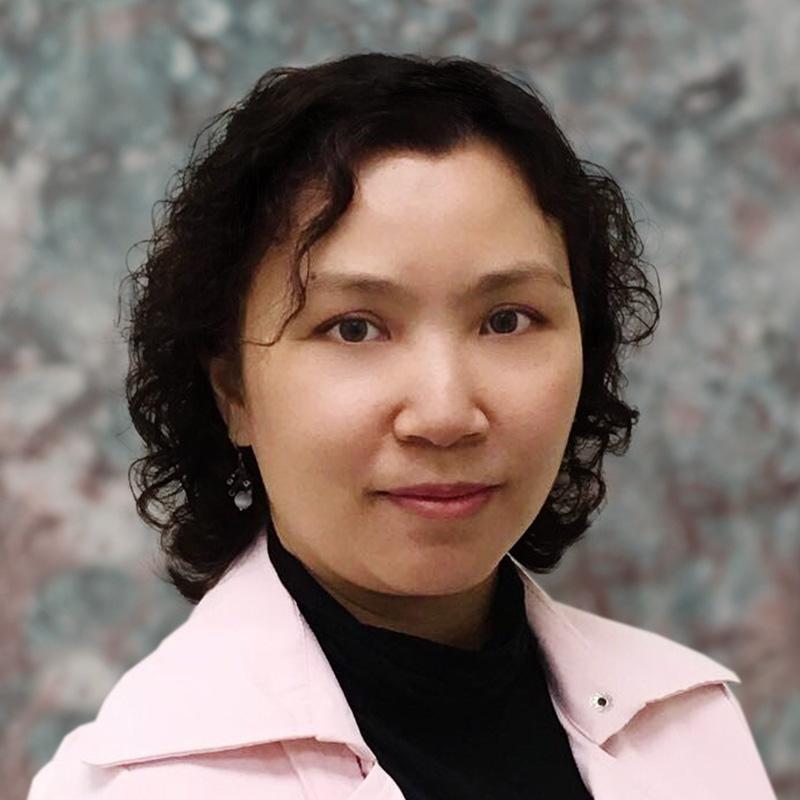 陳簡鳳萍傳道<br />Pastor Fiona Kan