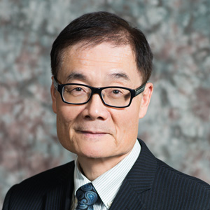余錫康傳道<br />Pastor Tom Yu