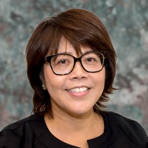 楊方苑菁傳道<br />Pastor Virginia Yong