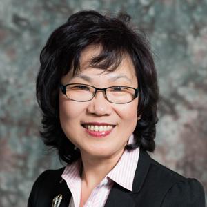 陸馬潔慈牧師<br />Rev. Dr. Gloria Luk