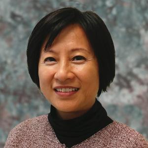 張曉燕傳道<br />Pastor Lydia Zhang