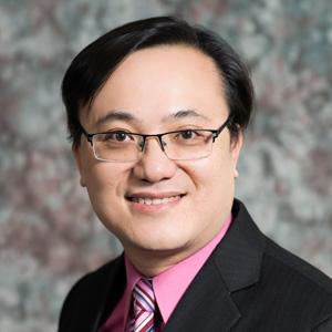 黃志文牧師<br />Rev. Dr. Julian Wong