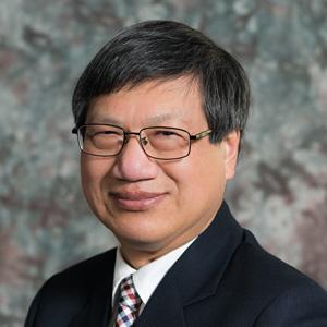 何健華牧師<br />Rev. Kin Wah Ho