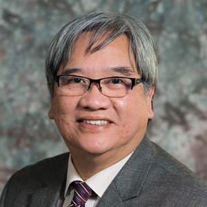 葉志强牧師<br />Rev. William Yip