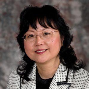 張靄玲牧師<br />Rev. Dr. Irene Cheung