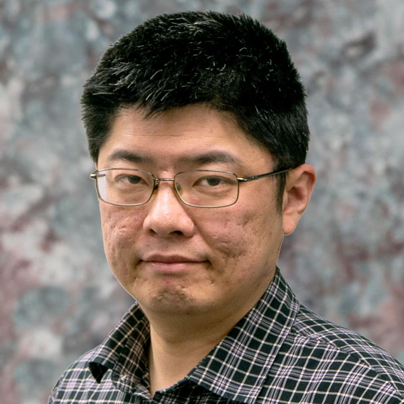 金弘傳道<br />Pastor Hong Jin