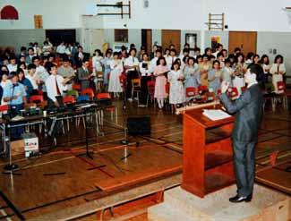 1989 3月 教會再北遷